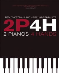 poster for DVD - 2 Pianos 4 Hands: The Final Performance